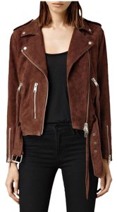 AllSaints Sahara Leather Jacket