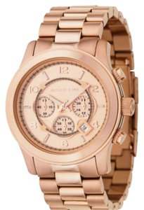 Michael Kors Michael Kors Large Rose Gold tone Watch