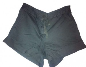 J.Crew Cuffed Shorts Slate grey
