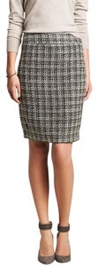 Banana Republic Tweed Pencil Skirt Ombre