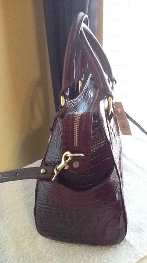 Brahmin Tote in Wine Melbourne