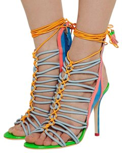 Sophia Webster Colorful Sandals