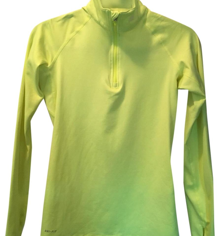 low priced 32e17 1c2bd Neon Green Activewear Top