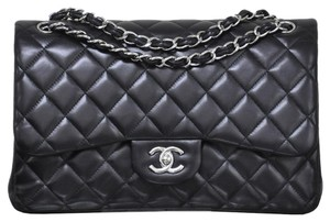 Chanel Jumbo Classi Double Flap Shoulder Bag