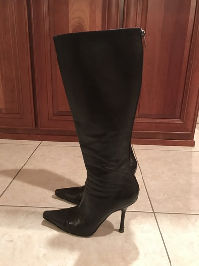 Jimmy Choo Brown Boots Image 3