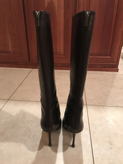 Jimmy Choo Brown Boots Image 5