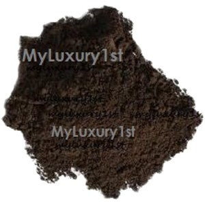 MyLuxury1st Dark Brown Soap and Cosmetic Pigment Powder Half Ounce
