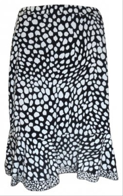White House | Black Market Skirt black & white