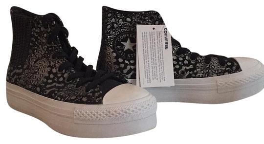 Converse Black/silver Athletic Image 0