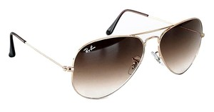 Ray-Ban Ray-Ban Aviator Sunglasses Large Gradient RB3025 New in Case Unisex
