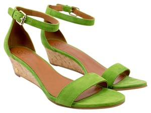 Tory Burch 12148542 Leaf Green Sandals