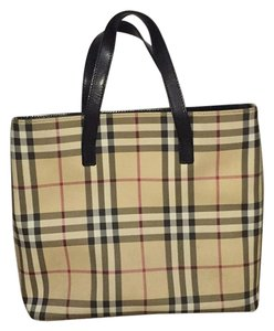 Burberry London Tote in Multi
