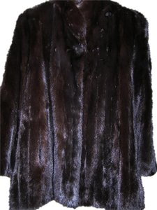 Lanvin Jacket Mink Mid-length Perfection Fur Coat