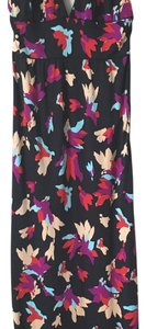 Multi Maxi Dress by Julie Brown Maxi Halter Colorful