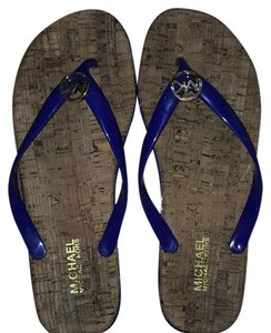 MICHAEL Michael Kors Blue Sandals