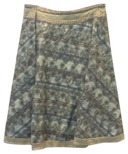 Custo Barcelona Skirt Green