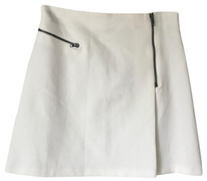 Topshop Summer Mini Mini Skirt White