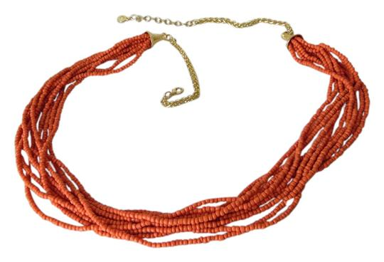 Preload https://img-static.tradesy.com/item/17679928/coral-margaritaville-multistrand-glass-beaded-39l-w-3-extender-necklace-0-1-540-540.jpg