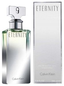 Calvin Klein ETERNITY by CALVIN KLEIN Eau de Parfum Spray ~ 3.4 oz / 100 ml