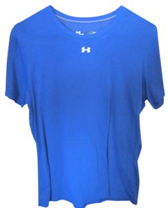 Under Armour Royal Bright Short T Shirt Blue