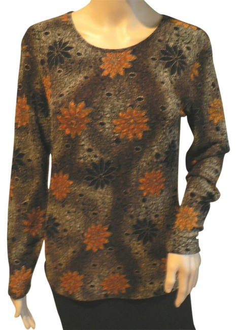 Preload https://item3.tradesy.com/images/chico-s-design-new-dress-or-casual-tunic-brown-black-bittersweet-1768127-0-0.jpg?width=400&height=650