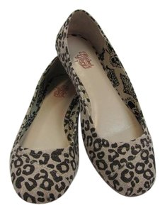 Faded Glory Size 7.00 M Neutral, Brown Flats