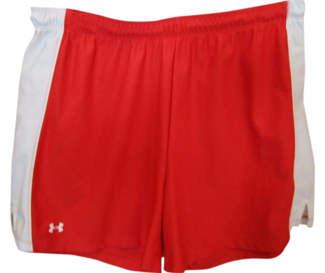 Preload https://item2.tradesy.com/images/under-armour-red-large-excercise-elastic-drawstring-logo-size-12-l-32-33-1768136-0-0.jpg?width=400&height=650