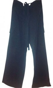 Laundry by Shelli Segal Cargo Pants Faded black