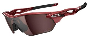 Oakley Oakley OO9183-03 RADARLOCK Grey Sunglasses
