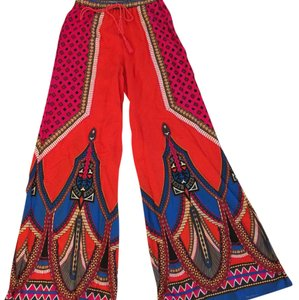 Flying Monkey Relaxed Pants Multi