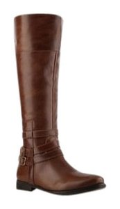 Coconuts Riding Side Zip Blakely Brown Boots