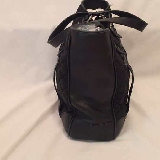 Ralph Lauren Collection Tote in Black Image 1