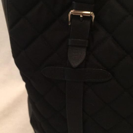 Ralph Lauren Collection Tote in Black Image 2