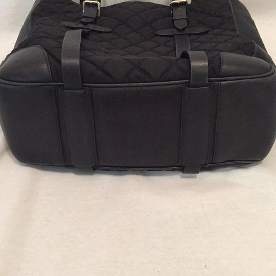 Ralph Lauren Collection Tote in Black Image 3