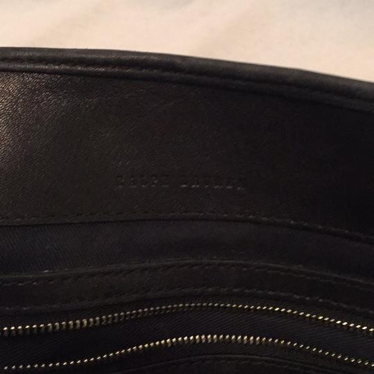 Ralph Lauren Collection Tote in Black Image 5
