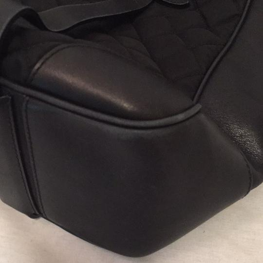 Ralph Lauren Collection Tote in Black Image 7