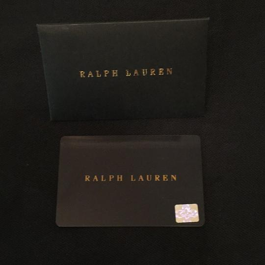 Ralph Lauren Collection Tote in Black Image 8