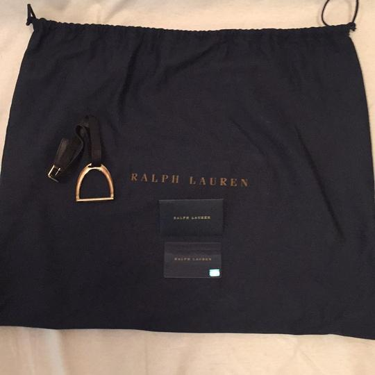 Ralph Lauren Collection Tote in Black Image 9