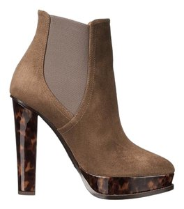 Ralph Lauren Collection Platform Pull-on Goring Ankle-boot Brown Boots