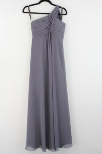 Bill Levkoff Slate Gown Dress