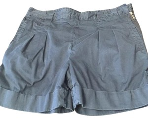 Zac Posen Cuffed Shorts
