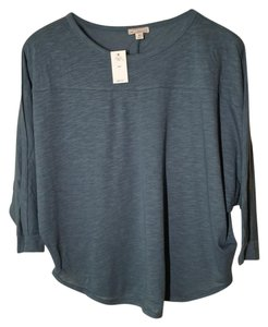 Gap Burnout T Shirt Blue