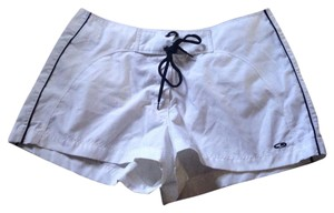 Champion White black Shorts