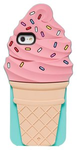 Kate Spade Ice cream cone iPhone 6/6s case