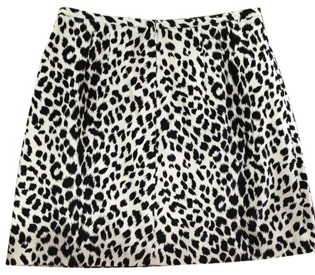 Preload https://img-static.tradesy.com/item/17688004/ann-taylor-loft-black-and-cream-animal-print-vintage-cotton-suede-miniskirt-size-8-m-29-30-0-1-650-650.jpg