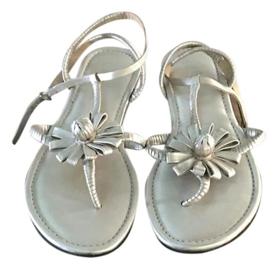 Cole Haan White gold Metc Sandals Image 0