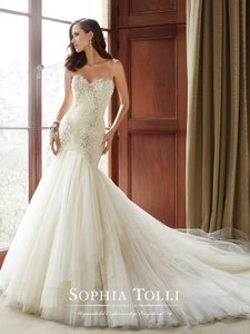 Sophia Tolli Y21514 Cory Wedding Dress