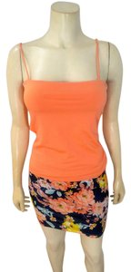 Frenchi Size Medium P2130 Top orange
