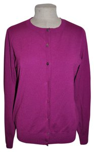 Anne Klein Cardigan Button Front Sweater