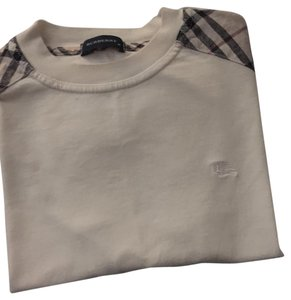 Burberry T Shirt White/ burberry logo